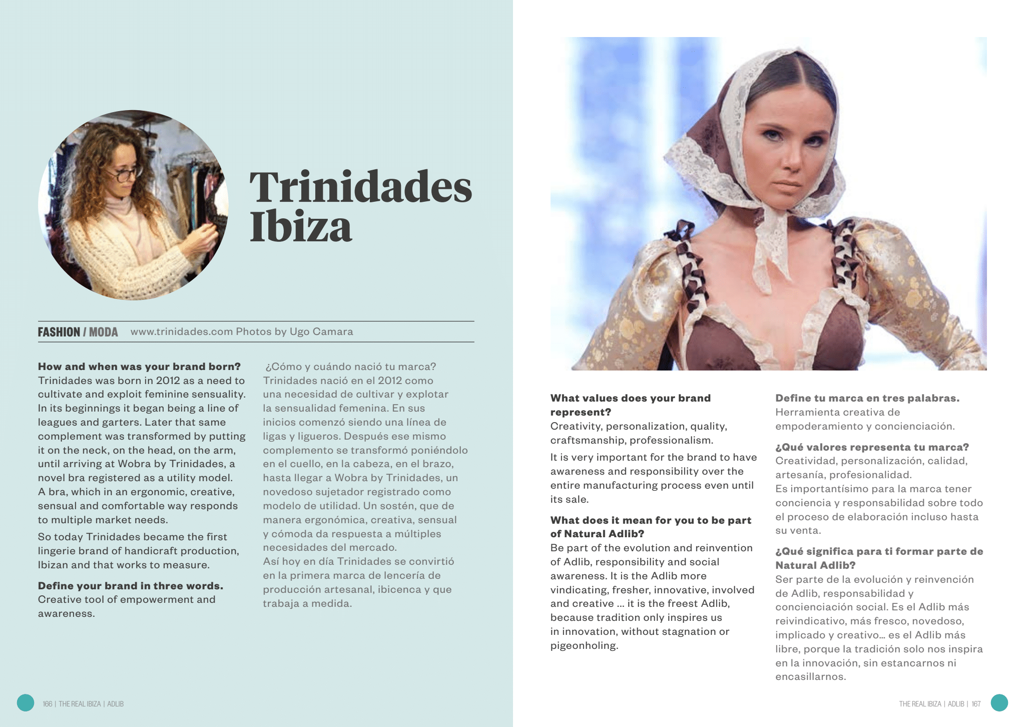 Interview with Trinidades / Entrevista con Trinidades