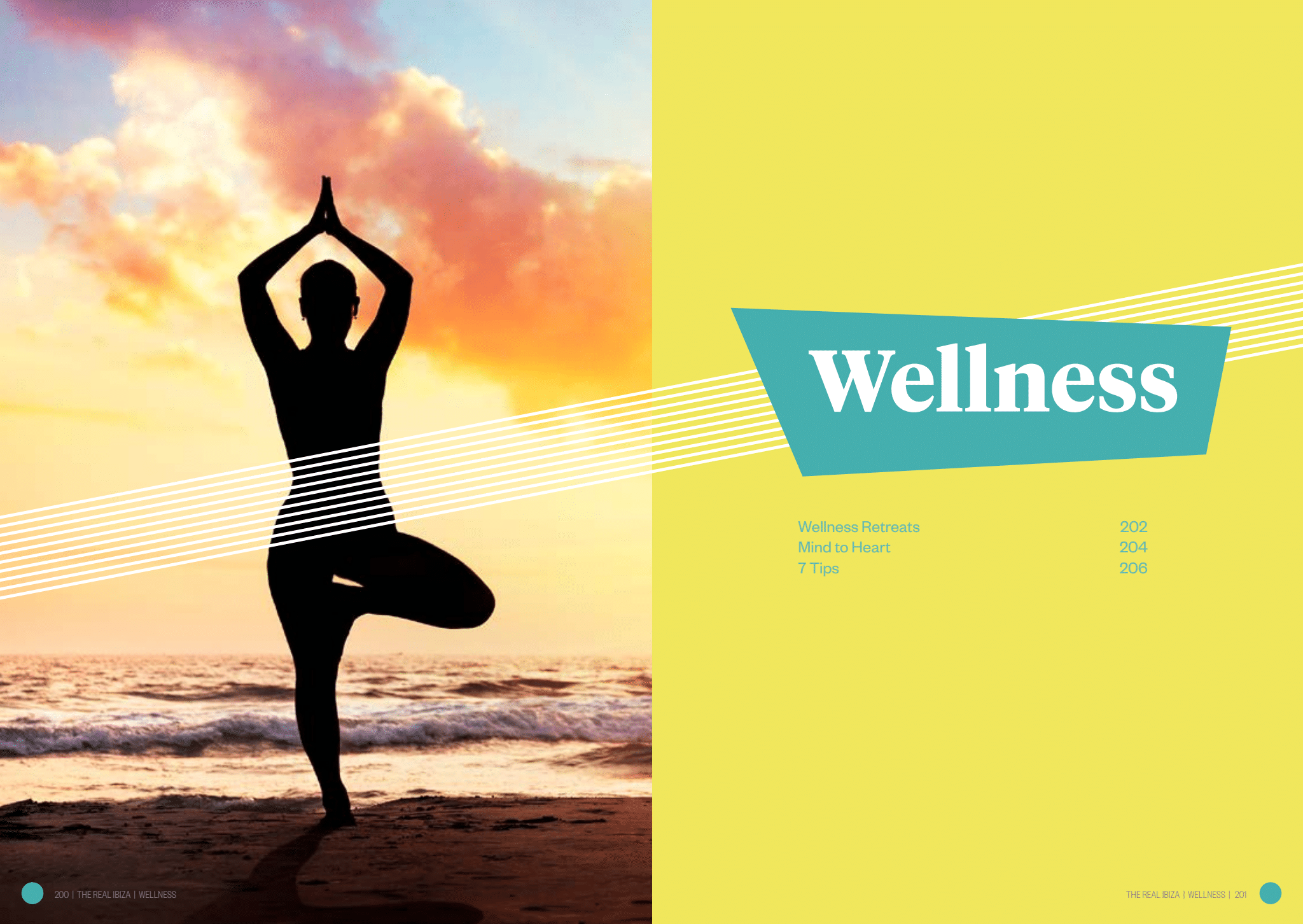 Wellness Retreats. Retiros de bienestar.
