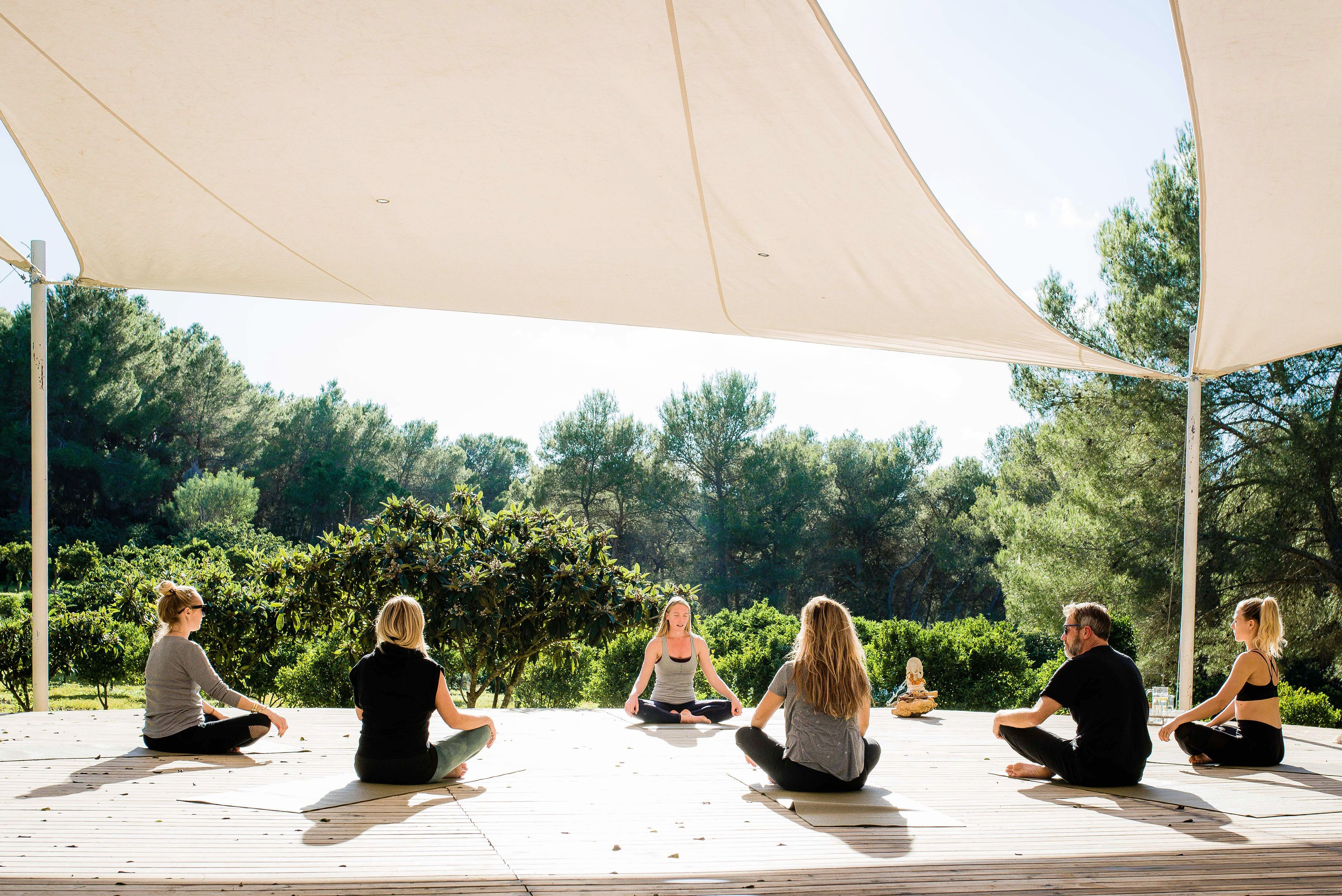 IBIZA A-LIST WELLNESS MID- AUTUM RETREAT