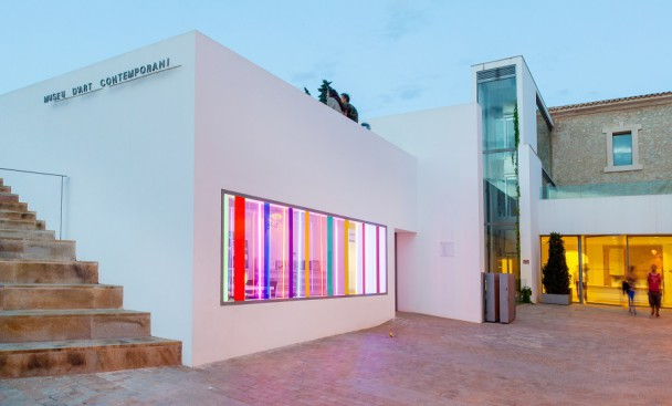 The Museum of Contemporary Art of Ibiza